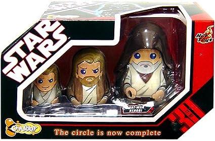Star Wars Obi-Wan Kenobi Chubbies Hot Toys