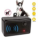 Best Dog Barking Deterrents - GODCRYSTAL Bark Control Device, Upgraded Mini Bark Control Review
