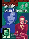 img - for Notable Asian Americans book / textbook / text book