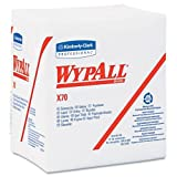 KCC41200 - Wypall X70 Wipers, 1/4-fold, 12 1/2 X 12, White