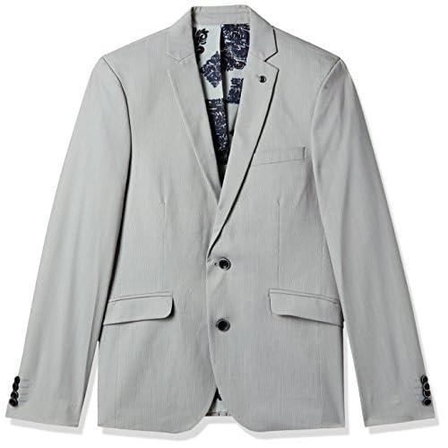 51N426Xv1BL. SS500  - Jack & Jones Men's Slim Fit Blazer