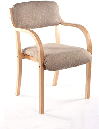 Lrr Dining Table Chairs Dining Room Kitchen Chairs Shell Chair Wood Chair Living Room Chair White Nordic Design Beige Grey Colour Beige Amazon De Kuche Haushalt