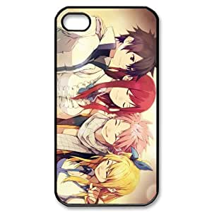 Fairy Tail Custom Back Cover Case for iPhone 4 4S