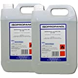 ISOPROPANOL IPA Isopropyl Alcohol 99.9% Pure - 2 x 5 Litres by Bonnymans