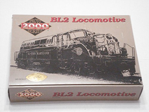 Proto 2000 Series BL2 Chesapeake & Ohio Locomotive 8692 HO Scale