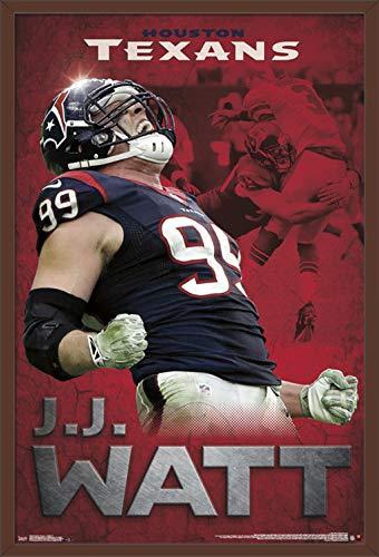 Trends International Houston Texans - JJ Watt Wall Poster, 24.25