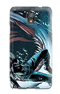 4114997K77867364 Ideal Case Cover For Galaxy Note 3(aquaman), Protective Stylish Case