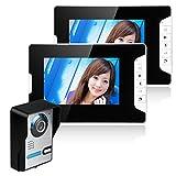 Best Intercom Doorbell For Home Securities - MAOTEWANG 7 Inch Color TFT Video Door Phone Review