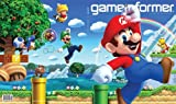 img - for Game Informer magazine 234 October 2012 New Super Mario Brothers book / textbook / text book