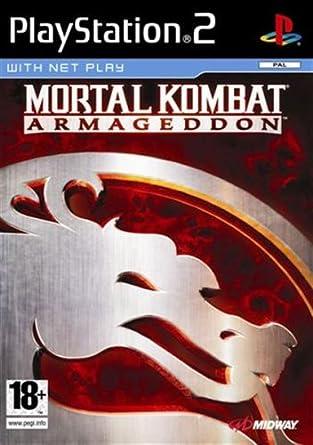 Mortal Kombat Armageddon (PS2): Amazon co uk: PC & Video Games