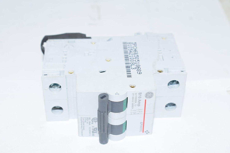 General Electric Ep102ul Circuit Breaker 2 Pole 480Vac 10Ka Ep102ul