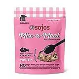 SOJOS Mix-A-Meal Freeze Dried Lamb, 8 oz.