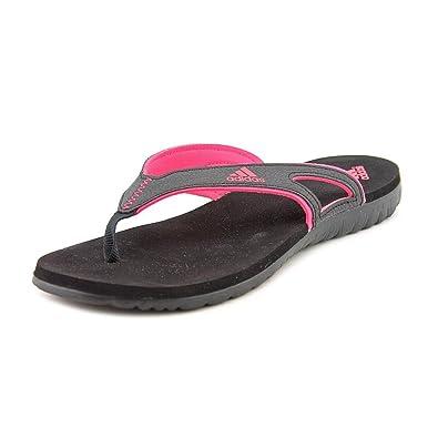 Calo Damen Schwarz Grãÿe Adidas Zehentrenner Neu 5 Sandalen Schuhe 0wOPnk