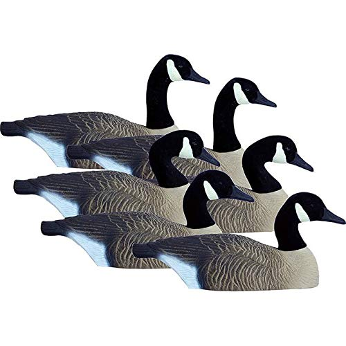 Higdon Outdoors Canada Full-Size Half Shell Hunting Decoys