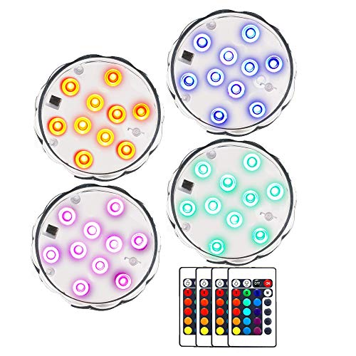 Led Multi Color Pool Light in US - 2
