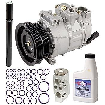 AC Compressor w/A/C Repair Kit For VW Rabbit GTI Beetle Audi TT Quattro - BuyAutoParts 60-81758RK NEW