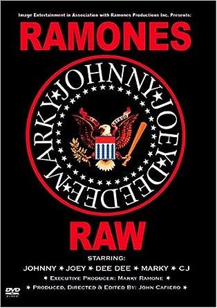 Amazon com: Ramones - Raw: Joey Ramone, Johnny Ramone, Dee