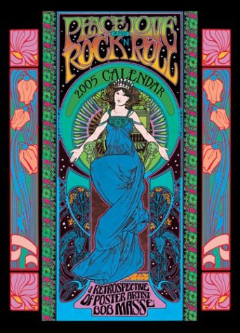 Download Peace, Love & Rock N Roll 2005 Calendar ebook