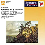 "Schubert: Symphony No. 8 in B Minor, D. 759 ""Unfinished"" & Symphony No. 9 in C Major, D. 944 ""Great"""