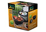 Portable Barbecue BBQ Grill & Cooler Bag Combo Cooker Outdoors