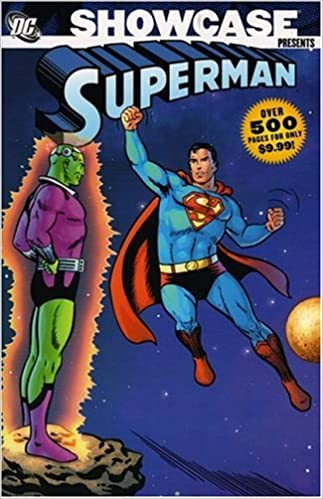 Image result for showcase presents superman vol. 1