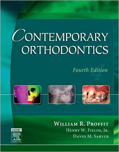 Contemporary Orthodontics Proffit 4th Edition Pdf