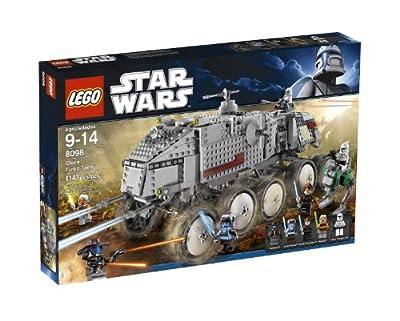 LEGO Star Wars Clone Turbo Tank (8098)