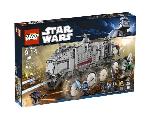 LEGO Star Wars Clone Turbo Tank (8098) (Lego Star Wars Clone Turbo Tank Set 8098)