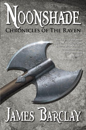 Noonshade (Chronicles of the Raven 2) pdf epub