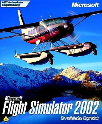 flugsimulator 2002 flugzeuge