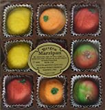 Assorted Marzipan Fruit - 9 Pieces (4 oz)