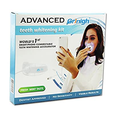 Grinigh Teeth Whitening System for Home Use