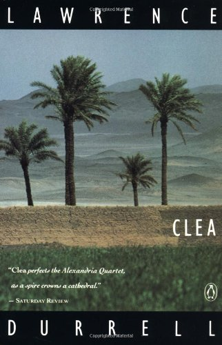 Book cover for Clea