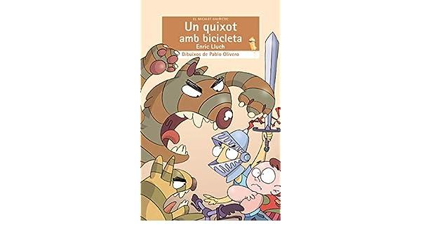 Un quixot amb bicicleta: 109 (El Micalet Galàctic): Amazon.es ...