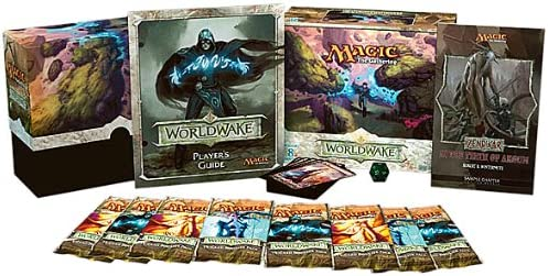 Magic the Gathering - MTG: Worldwake - Fat Pack by Wizards of the Coast (English Manual): Amazon.es: Videojuegos