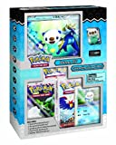 Pokemon Card Game Black White Starter Figure Box Outstanding Oshawott