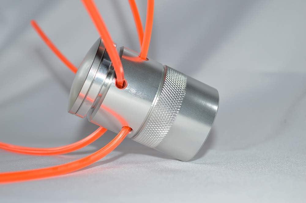 Cabezal multihilos Universal de Aluminio