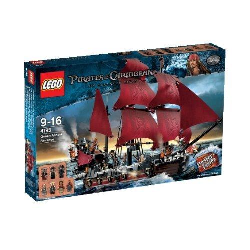Price comparison product image LEGO (LEGO) Pirates of the Caribbean Princess Anne of revenge No. 4195