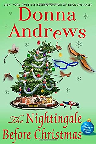 book cover of The Nightingale Before Christmas