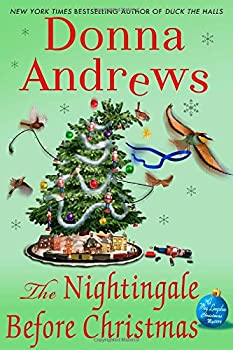 The Nightingale Before Christmas 141047271X Book Cover