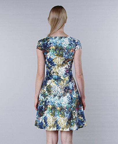 Kerner Flowers Kilian Damenkleid Flowers Kilian Damenkleid Kerner Kerner bunt Damenkleid bunt Kilian F11cYSv7OU