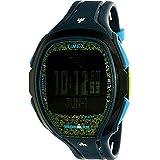 Timex Men's TW5M08200 Blue Polyurethane Quartz Sport Watch
