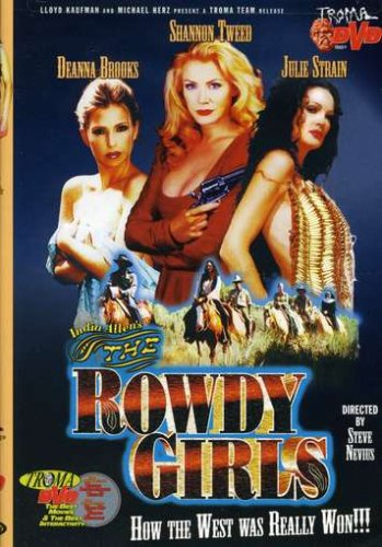 The Rowdy Girls by TROMA ENTERTAINMENT INC.