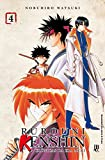 capa de Rurouni Kenshin - Crônicas da Era Meiji - Volume 4