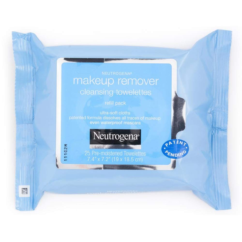 Amazon.com: Neutrogena Makeup Remover Limpieza towelettes ...