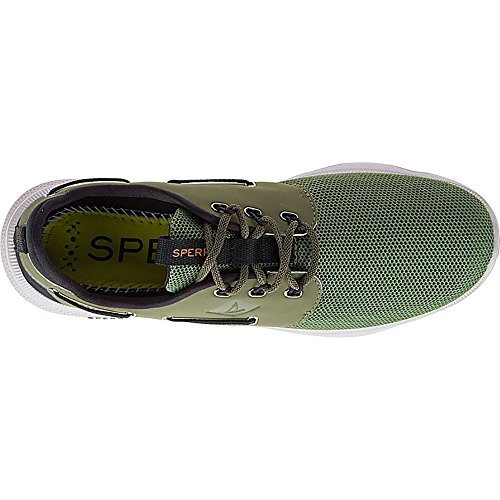 Sperry Œillets Seas sider7 Olive Couleur eye Camouflage Camo m 7 3 À 3 Top Camo Homme rrqwARC