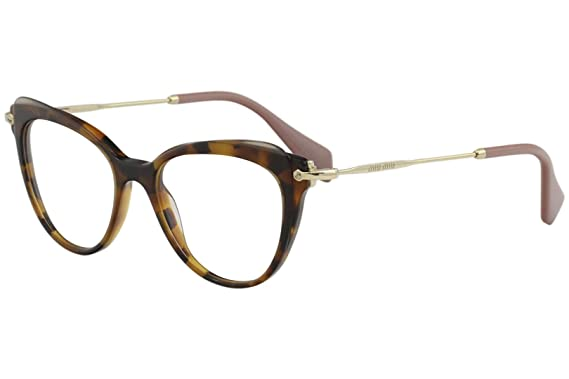 8922aac9f9 Image Unavailable. Image not available for. Color  Miu Miu Eyeglasses ...