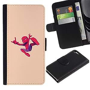 A-type Arte & diseño plástico duro Fundas Cover Cubre Hard Case Cover para Samsung Galaxy S3 (Cartoon Comic Flying Art)