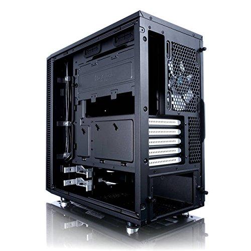 Fractal Design MicroATX Case Cases FD-CA-DEF-MINI-C-BK