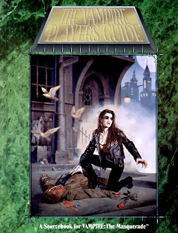 Vampire: the Masquerade Book Series